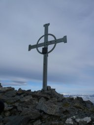 Tagewaldhorn Gipfel