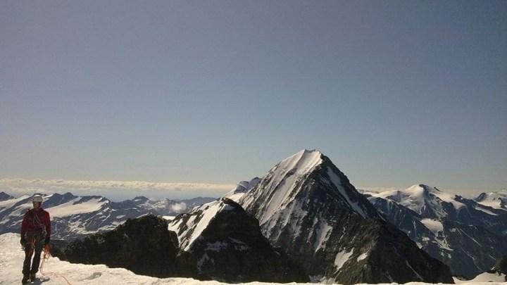 Ortler (3905m) Hochjochgrat
