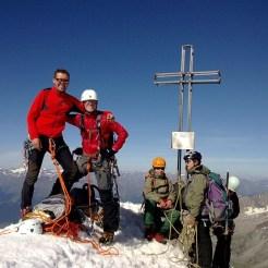 Gipfelbild Ortler