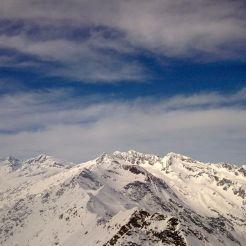 Maurerspitze, Aglsspitze, Feuersteine und Schneespitze