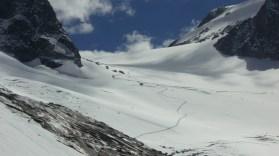 Abstieg Floitenkees Richtung Greizerhütte