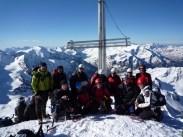 AVS Brixen am Gipfel