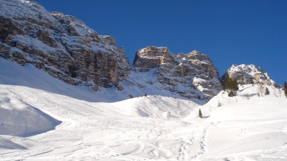 Hochebenkofel (2905m) Birkenkofel (2943m)