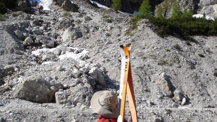 Setus Sas de Mesdi (2980m)