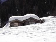 und es hatte viel viel Schnee