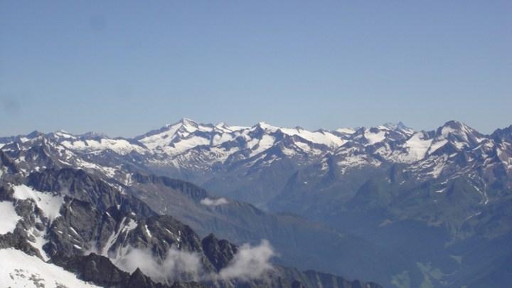 Schwarzenstein (3368 m)
