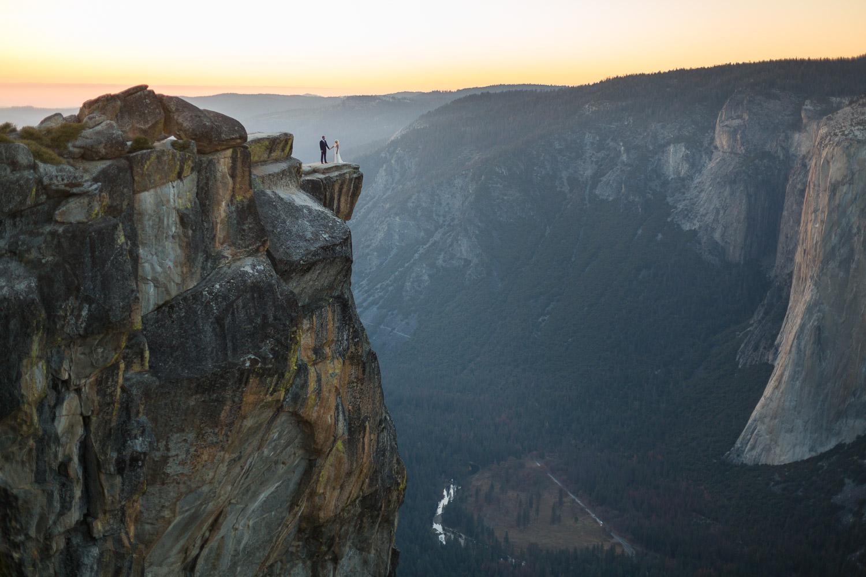 Fall Wedding Locations California