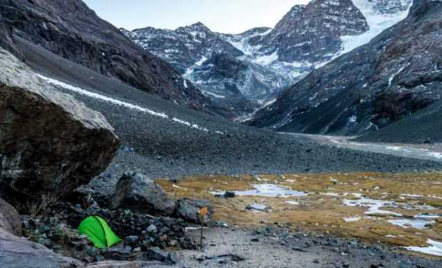 Zelten im Winter Outdoor Blog