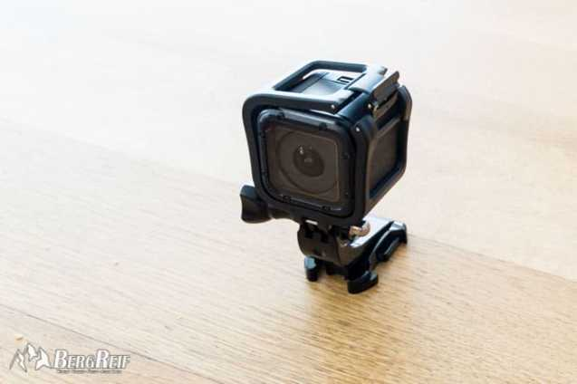 GoPro HERO 4 Session Test