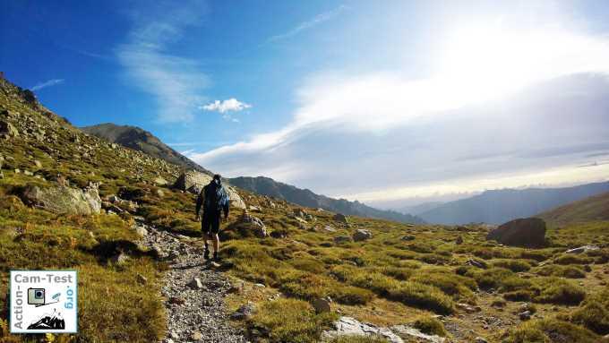 Wandern auf Korsika GoPro HERO 4 Black