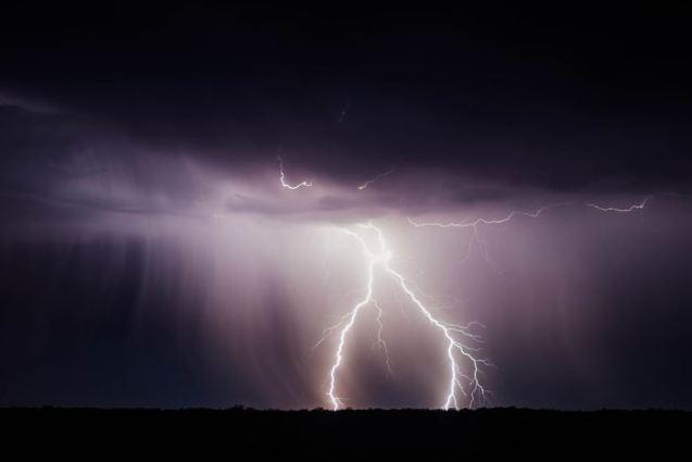 Wetterkunde Gewitter