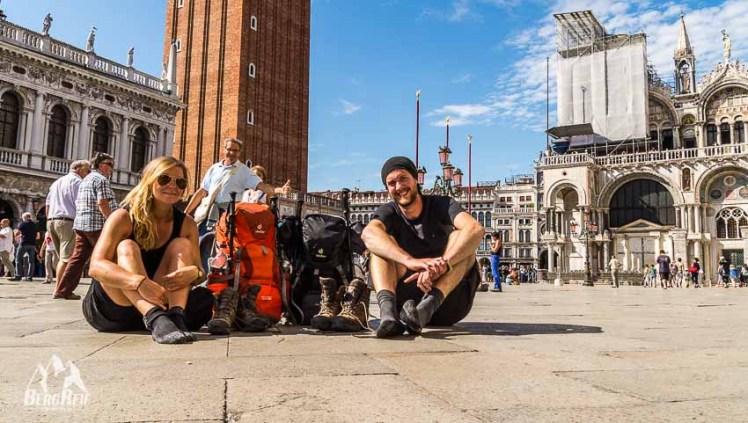 Traumpfad München Venedig wandern