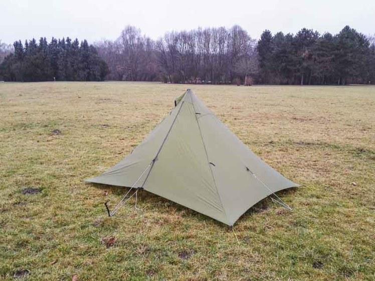 Wildcampen Wild Zelten Biwakieren