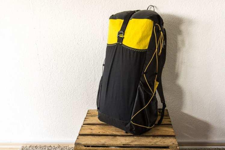 leichter Wanderrucksack MYOG Rucksack X-Pac
