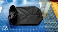 Packsack nähen Anleitung DIY Drybag