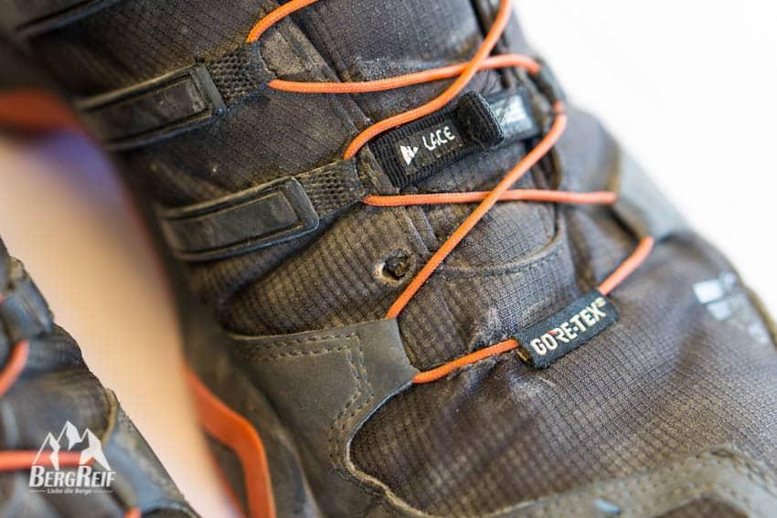 Gewichtet: Die Adidas Terrex Swift R GTX im Langzeit Test