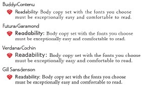 In The Following Paragraphs Notice First Example Using Buddy Contenu That A Regular Sans Gives Beautiful Subtle Contrast To Text Font Used