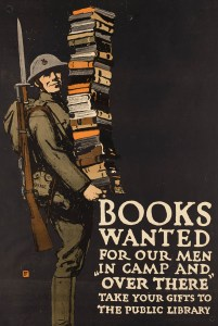Old Army Poster