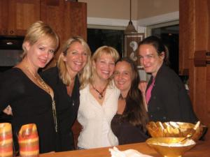 From left to right: Sydney, Jody, Alicia, Tara and Kelly