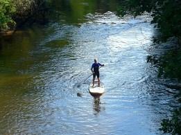 im Fluß