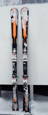 Short-Turn-Performance Ski Dynastar Speedzone Ti 12