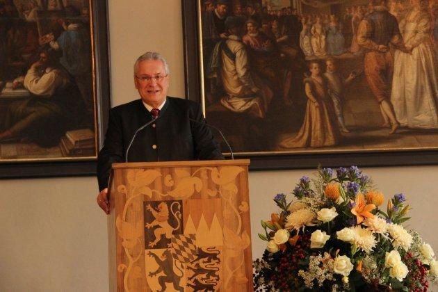 Joachim Herrmann, MdL und Bayerischer Staatsminister des Innern