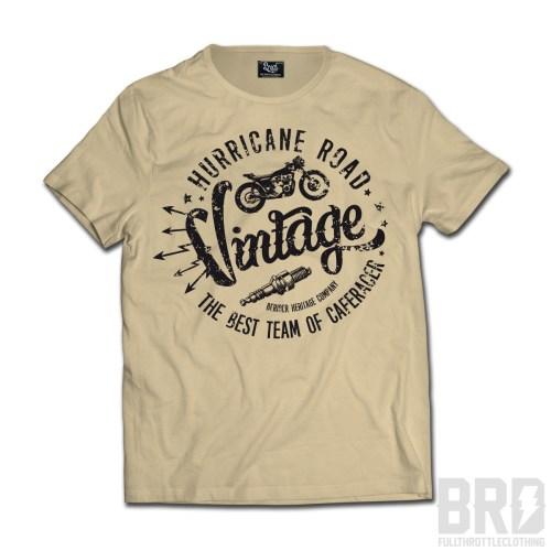 T-shirt Hurricane Road