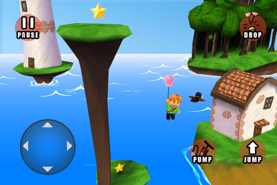 Helium Boy   Original 3D Platform Game for iOS prMac Screenshot 2