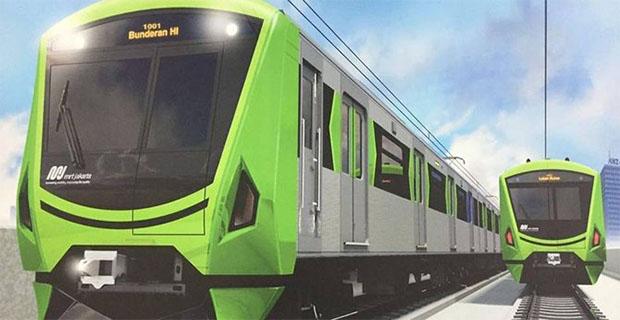 Ahok Menegaskan Desain MRT Tidak Dapat Diganti