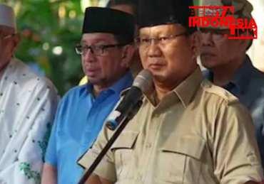 Prabowo Gugat Hasil Pilpres ke MK, TKN Jokowo-Ma'ruf Apresiasi Langkah Tim Prabowo