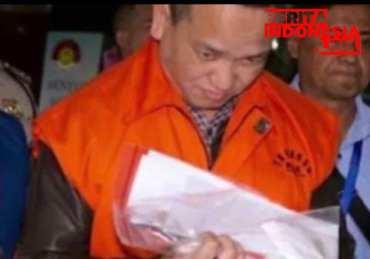 Jaksa EKA SAFITRA ditahan KPK karena Tersangka Kasus Suap Rp 221 juta,