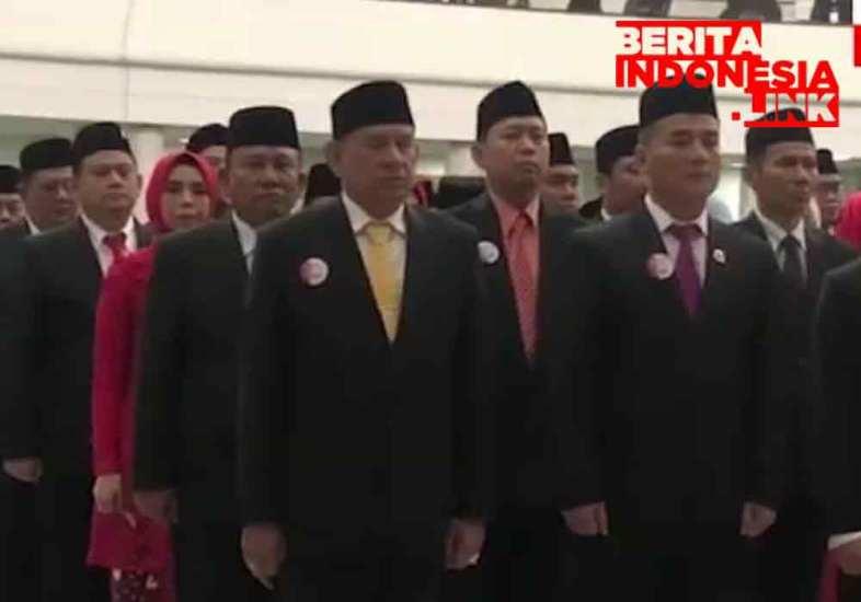 TAUFIK HIDAYAT Ketua DPRD Jawa Barat Sementara,