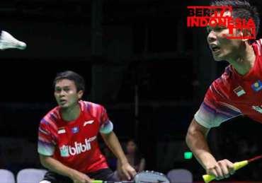 Indonesia Juara Badminton ASIA !!