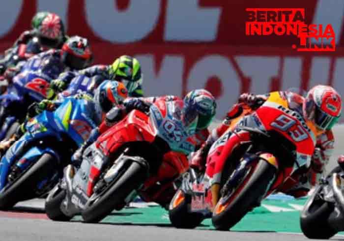Kecelakaan MotocrossVinales Masuk Rs !
