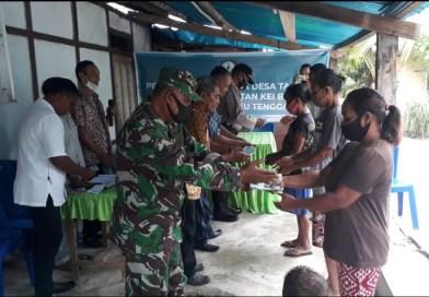 Penyaluran BLT Desa Tahap 3, Ohoi Ngat Kei Besar