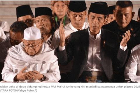 Apakah Jokowi Sedang Memainkan Politik Identitas?