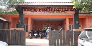 KPUD Kota Tangerang Selatan