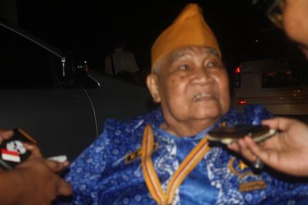 Veteran RI H. Ja'im (Foto : Putra)