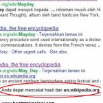 Google Buat Fitur Khusus untuk Cekal Hasil Pencarian Wikipedia di Search Engine nya