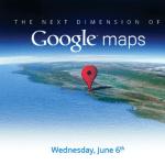 Merasa Disaingi Maps iOS, Google Sebar Undangan untuk Perkenalkan Next Dimension Google Maps