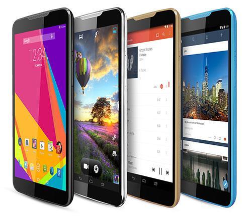 Fungsi sebuah smartphone saat ini nampaknya tak begitu jauh berbeda dengan sebuah tablet BLU Studio 7.0, Smartphone Android dengan Layar Super Besar 7 Inci dan Harga Murah