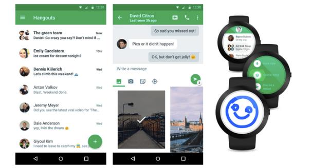 Siapa yang tak mengenal aplikasi Hangouts Google Hangouts 4.0 Sudah Dapat Dicicipi untuk Android