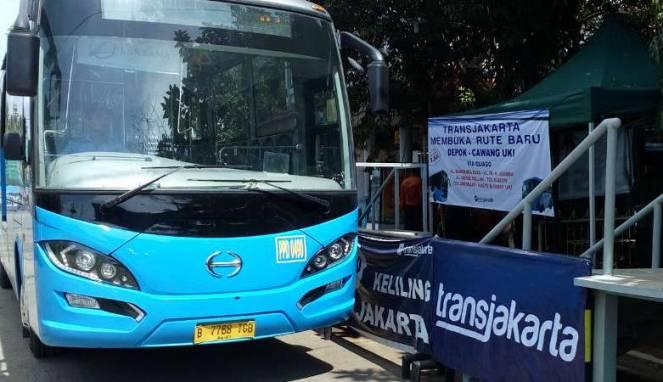 bus transjakarta hotspot wifi