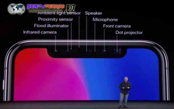 Kamera Face ID iPhone X Berhasil Menarik Banyak Konsumen