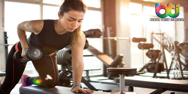 Berikut Olahraga Yang Efektif Untuk Membuat Perut Rata
