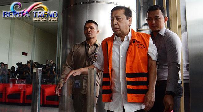 KPK : Persidangan Setya Novanto Akan Segera di Gelar
