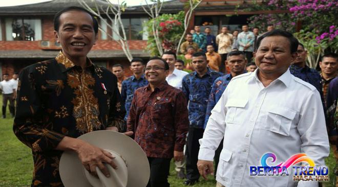 PKS, Kasihan Gerindra Jika Prabowo Harus Jadi Cawapres Jokowi