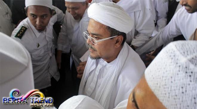 Kepulangan Habib Rizieq, Politikus Gerindra Bersedia Pasang Badan