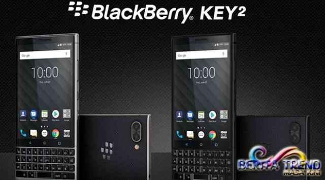 Menggunakan Keyboard Fisik, BlackBerry Key2 Mendapatkan Kritik