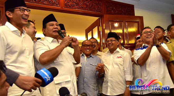 Gerindra Membantah Isu Sandi Membayar PAN-PKS Rp 500 M